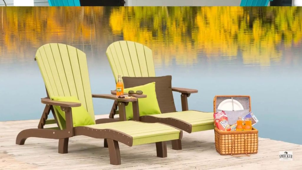 Poly Outdoor Furniture Smucker Farms Nashville Tennessee Youtube