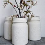 Porcelain Mason Vase Pretty Products For The Home Pinterest