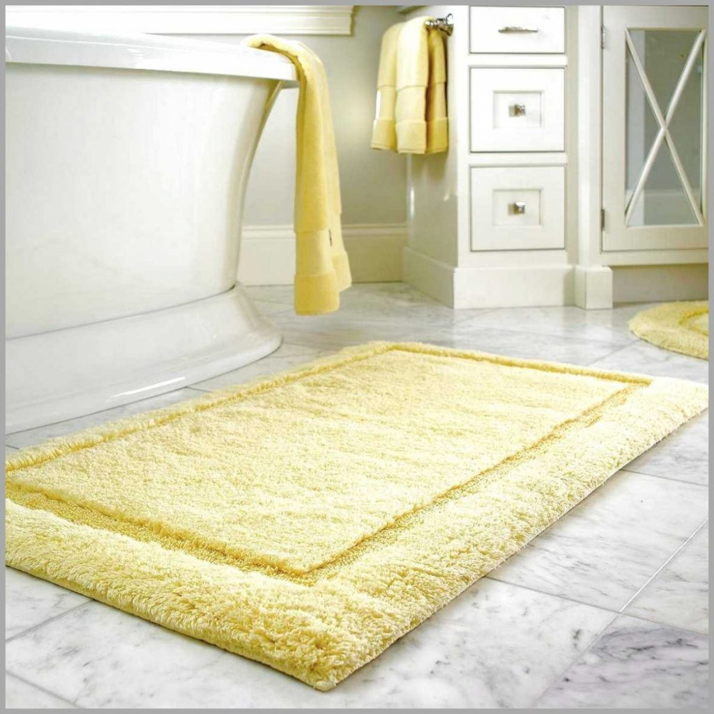 Pretty Yellow Bath Rugs For Your House Decor Iorpheus
