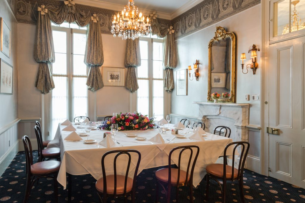 Private Dining Rooms New Orleans House Craft Design