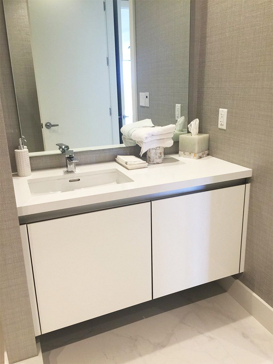Project Completed In Pompano Beach Fl Bathroom Furniture Italy