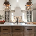 Farmhouse Wood Kitchen Cabinets
