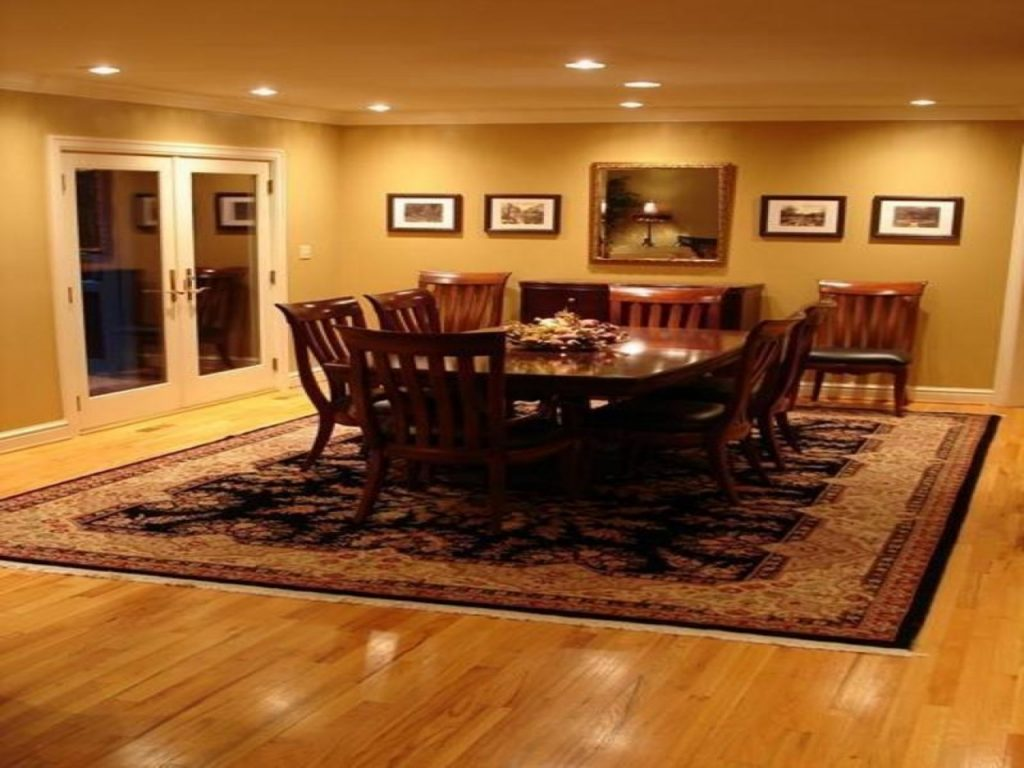 Recessed Lighting Over Dining Room Table Dining Room Tables