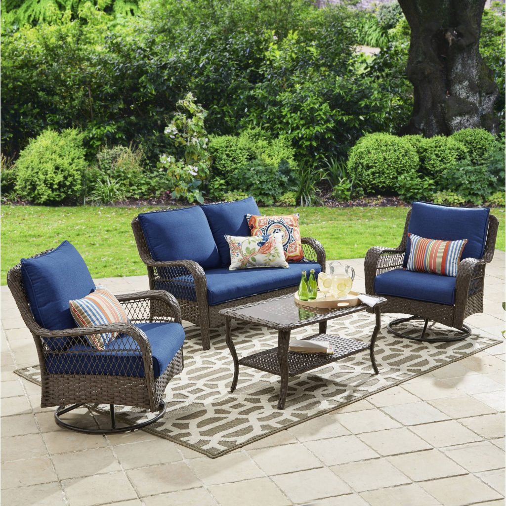 Recomeneded Better Homes And Gardens Colebrook 4 Piece Outdoor
