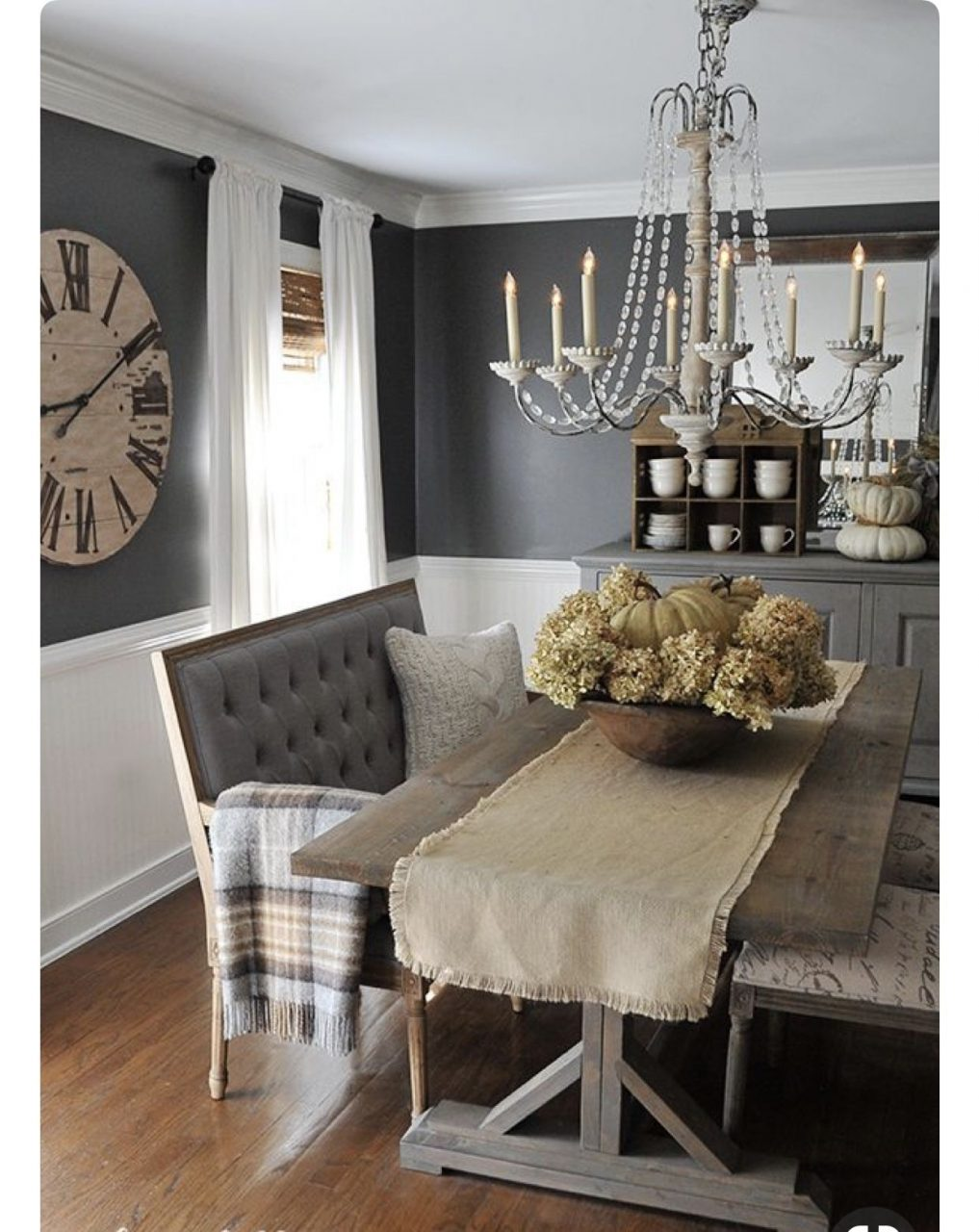 Rustic Glam Dining Future House Paint Ideas Dining Room Dining