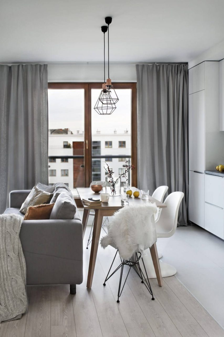 Scandinavian Apartment Agnieszka Kara Interior Pinterest