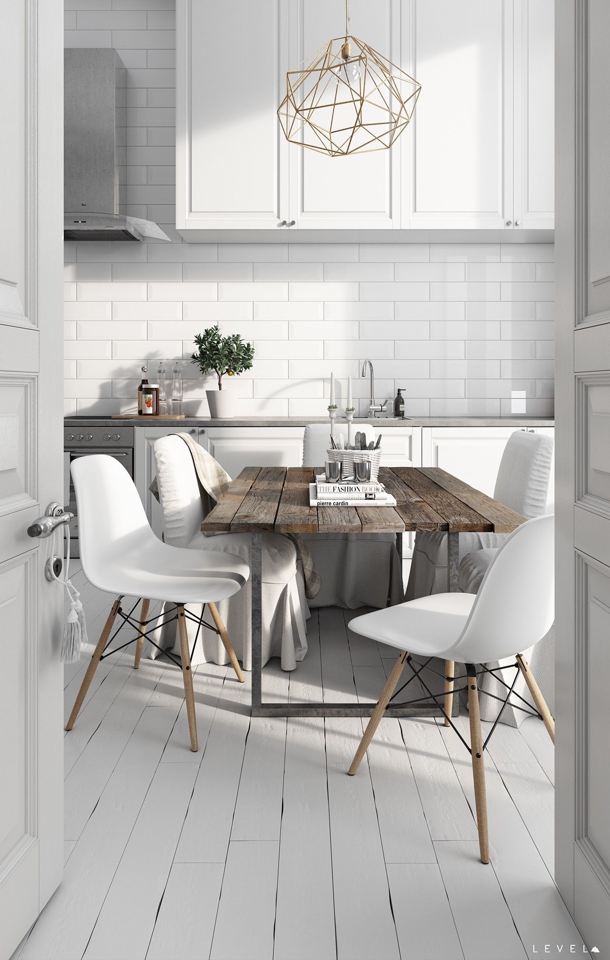 Scandinavian Kitchens Ideas Inspiration Dining Room Designs