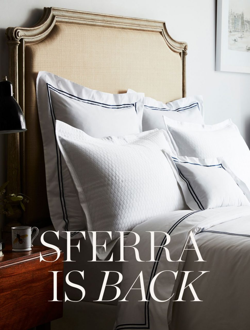 Sferra Is Back One Kings Lane Email Archive