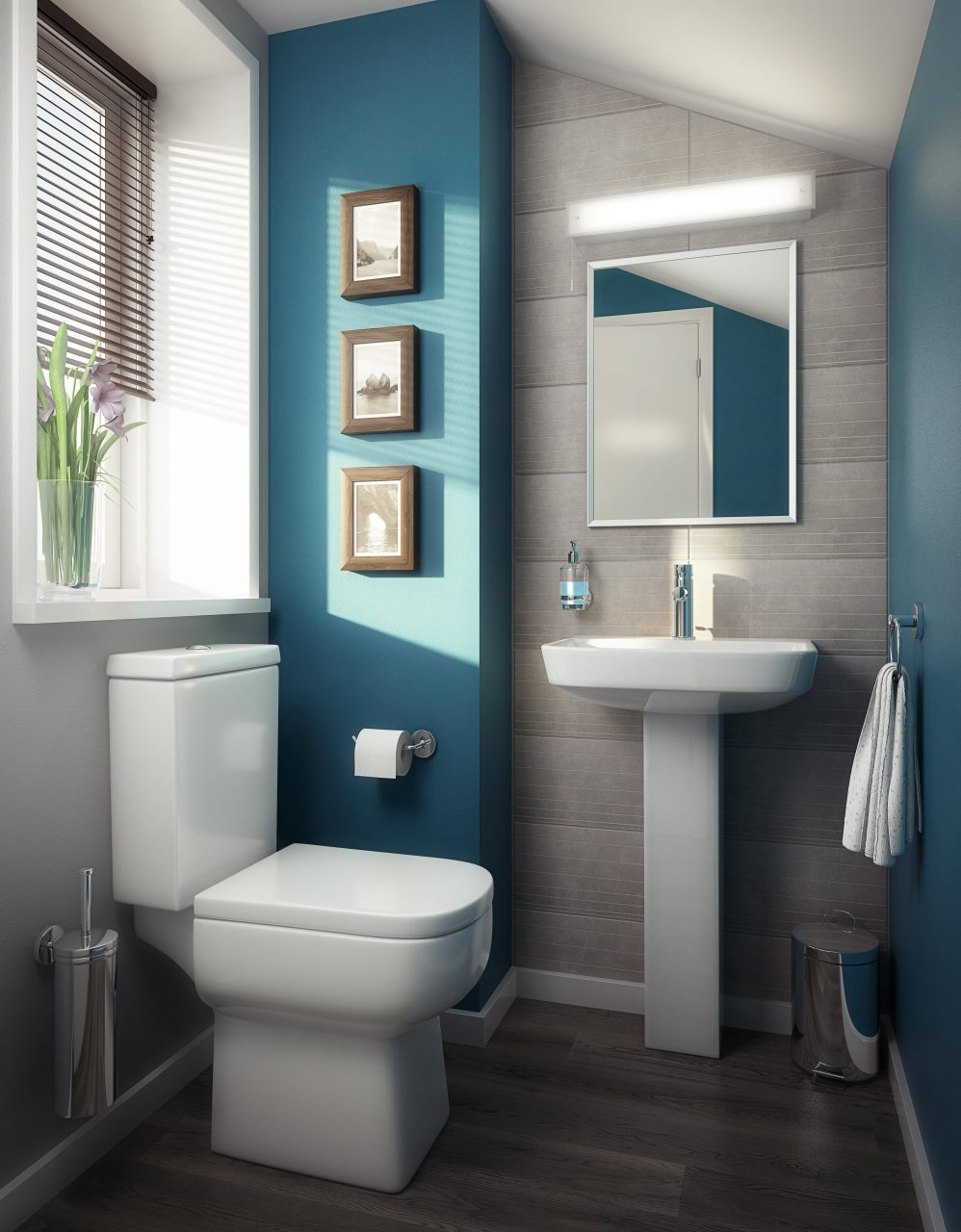 Small Bathroom Design 13 Best Remodel Ideas Makeovers Pinterest