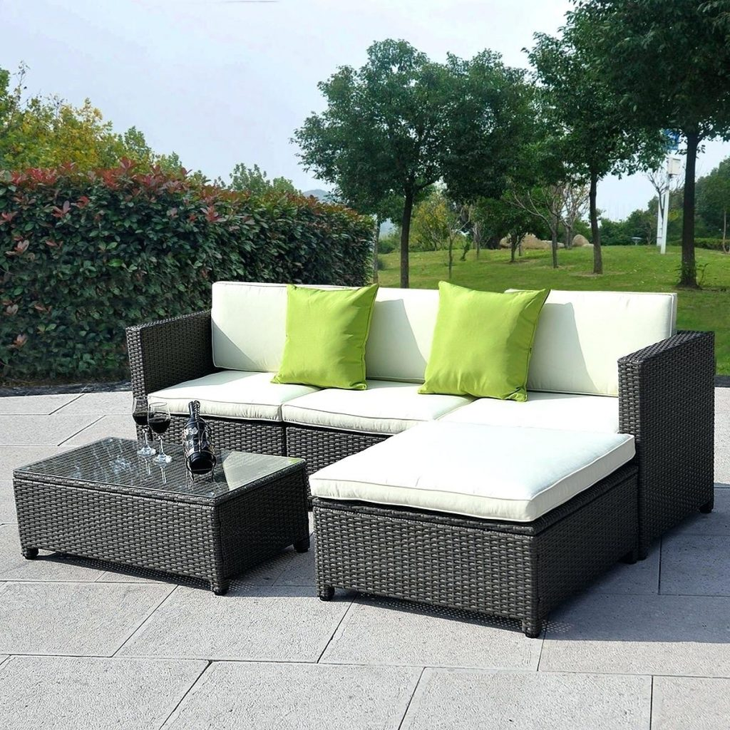Sofa Patio Furniture Cheap Outdoor Sofa Small Patio Furniture