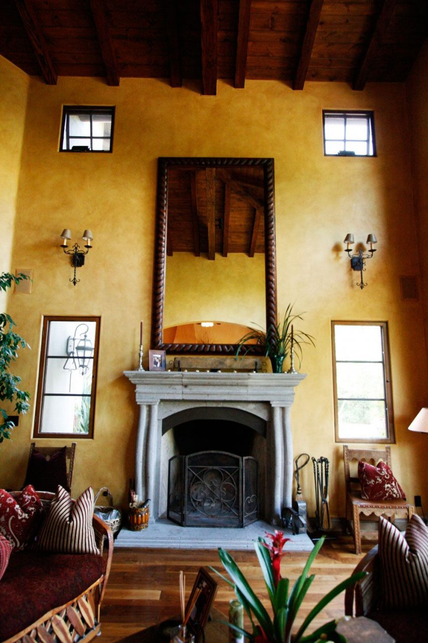 Spanish Colonial Style Living Room Living Room Spanish Style