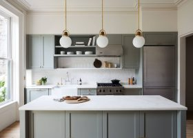 Brooklyn Kitchen Island