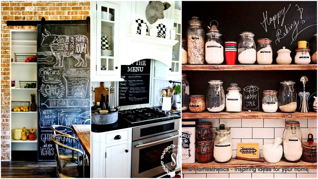 Stylist Design Ideas With Chalkboard Paint 21 Simply Beautiful Ways