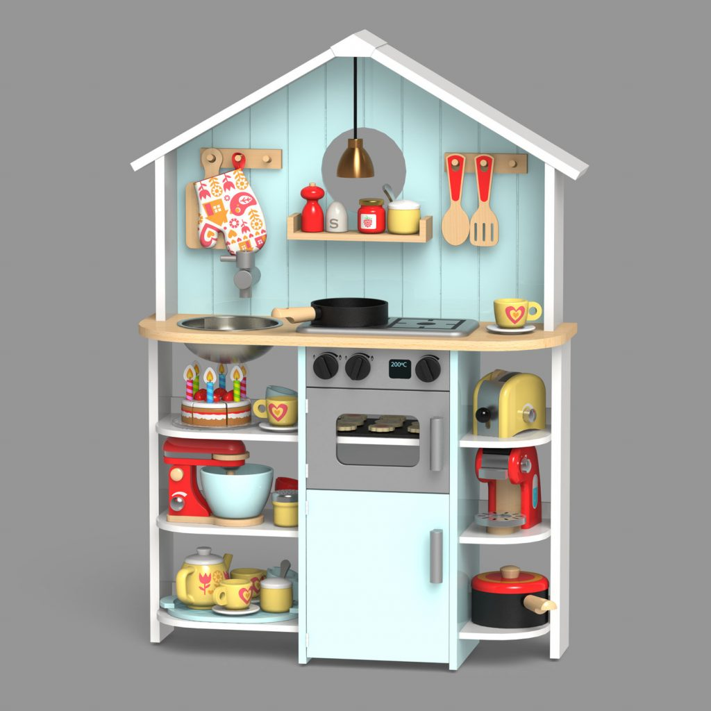 Summer House Role Play Kitchen Justin Worsley At Coroflot