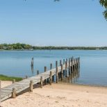 Sunny Shelter Island Beach House With Dock Penelope Moore