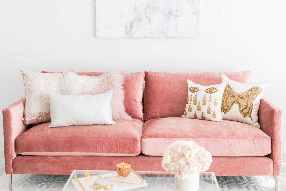 Sydne Summers Gorgeous West Hollywood Home In Blush White For