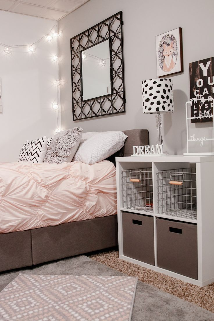 Teen Girl Bedroom Ideas And Decor Bedroom Pinterest Girl