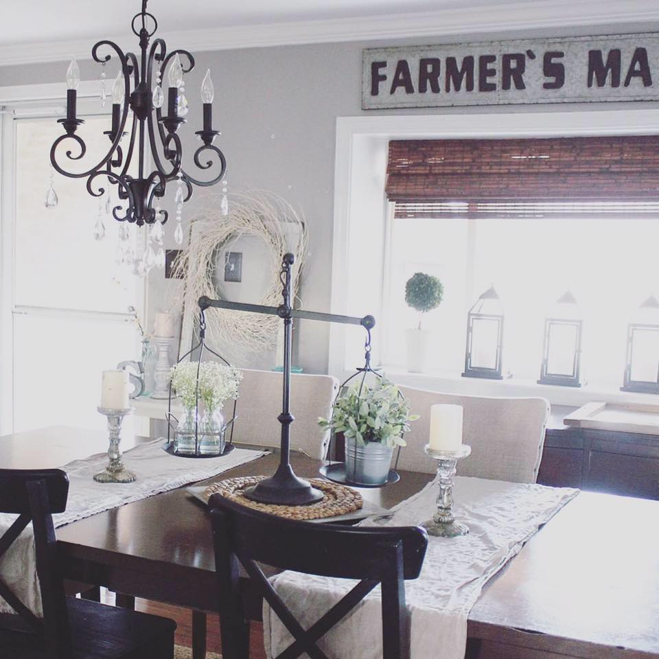 The Best Farmhouse Glam Lighting For Under 250 The Glam