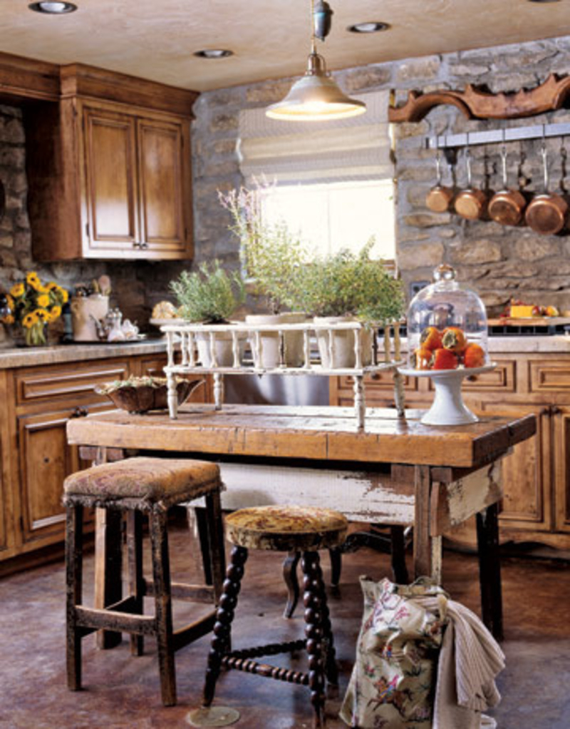The Best Inspiration For Cozy Rustic Kitchen Decor Home Styles