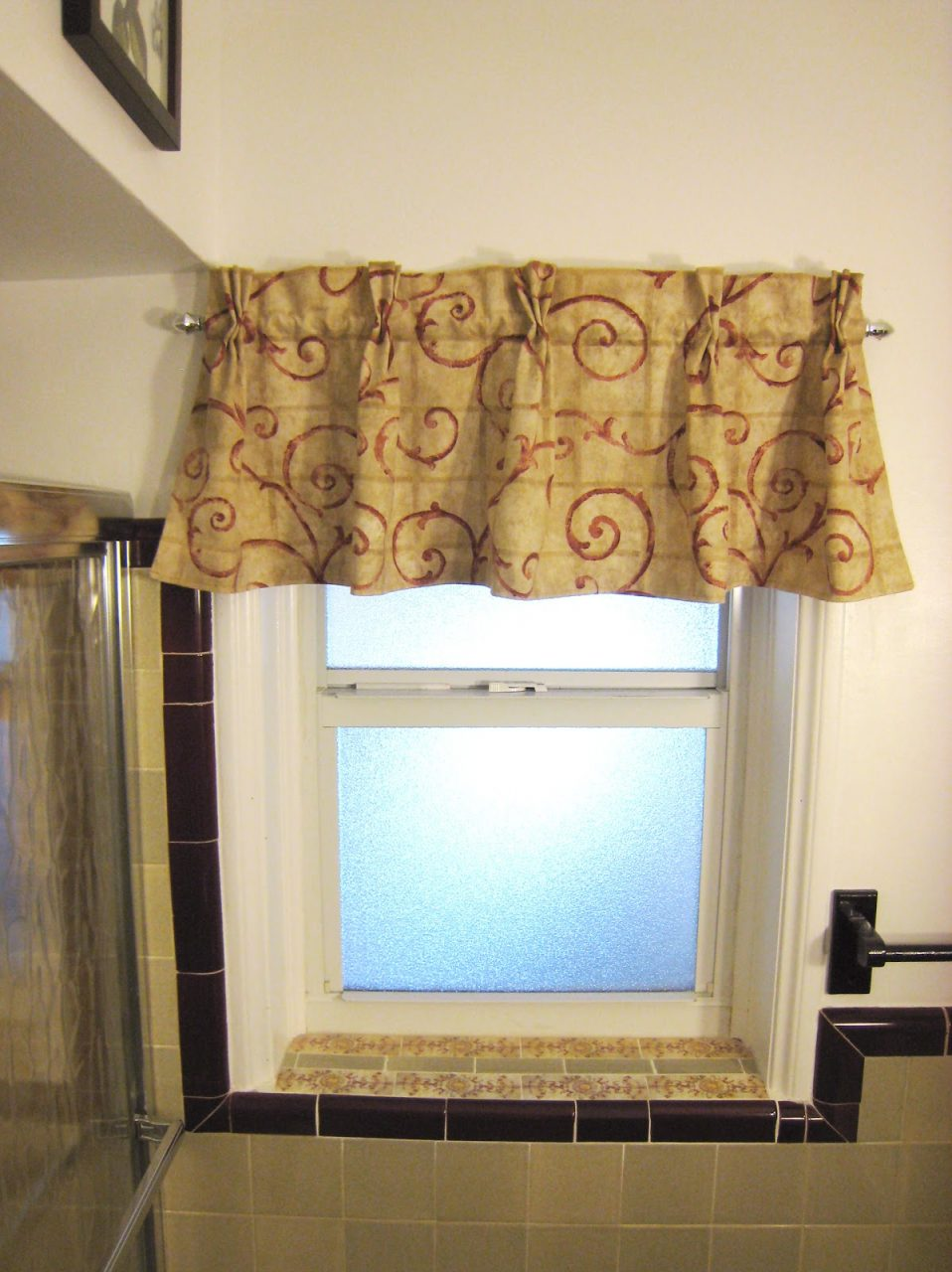 The Reformatory Bathroom Window Valance Bathroom Bench Ideas