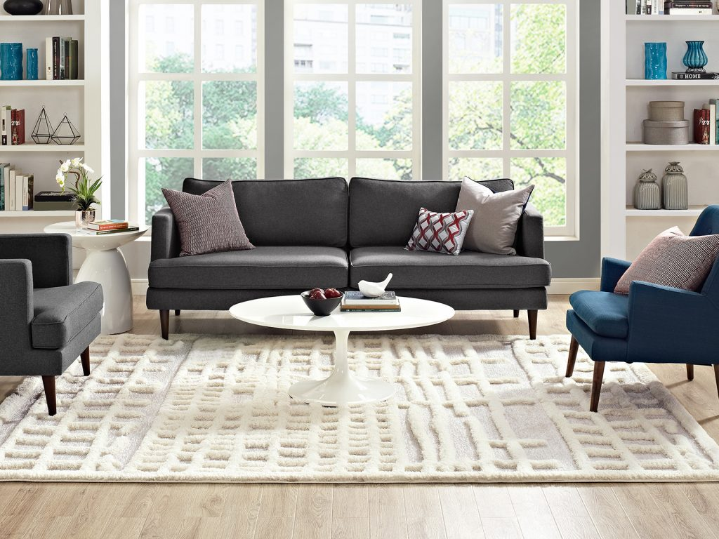 Tips For Choosing The Perfect Area Rug Size For Your Home Lexmod