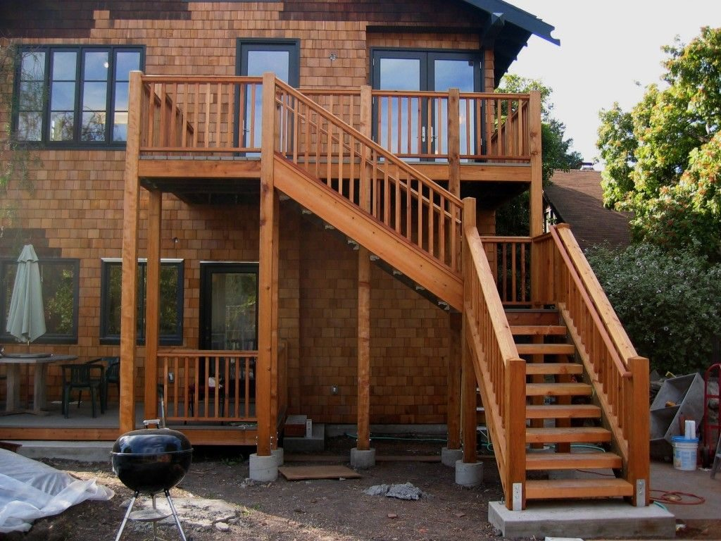 To Allow For An Expansion Of The 2nd Floor Porch The Stairs And