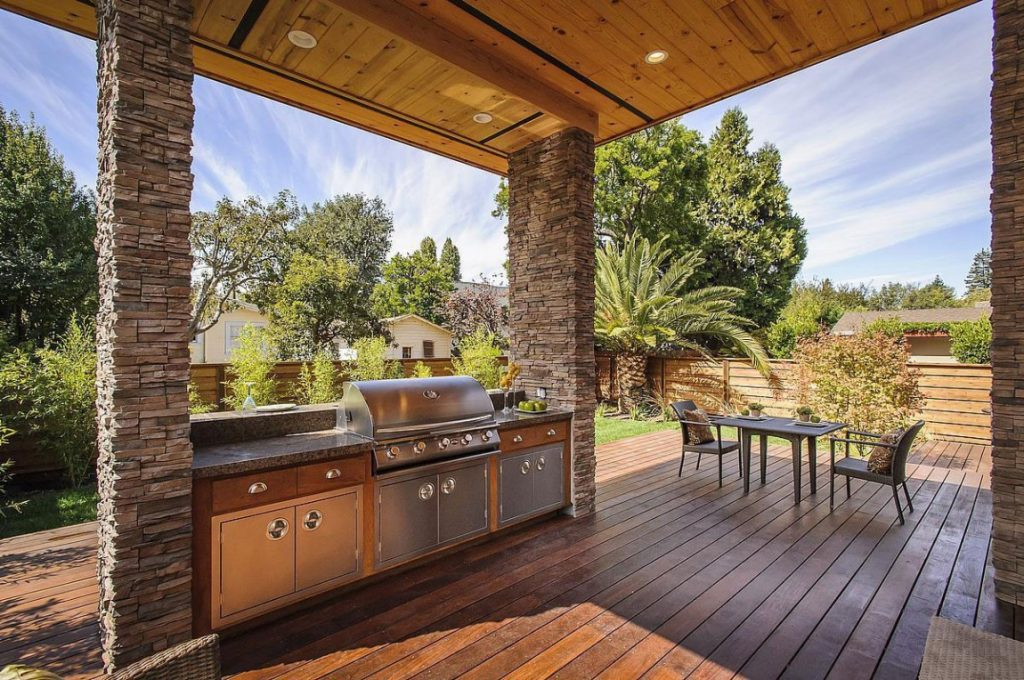 Top 15 Outdoor Kitchen Designs And Their Costs