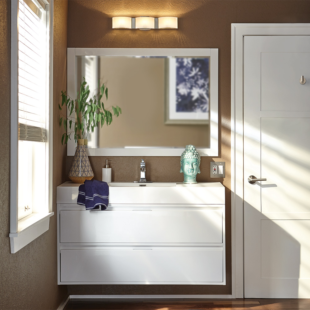 Types Of Bathroom Vanities The Home Depot