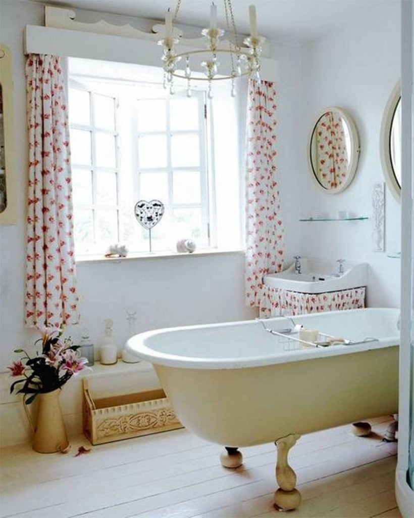 Unique Bathroom Window Curtains Ideas All About House Design