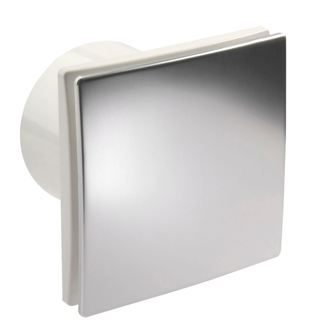 Vent Axia Vimp100t Bathroom Extractor Fan With Timerd100mm