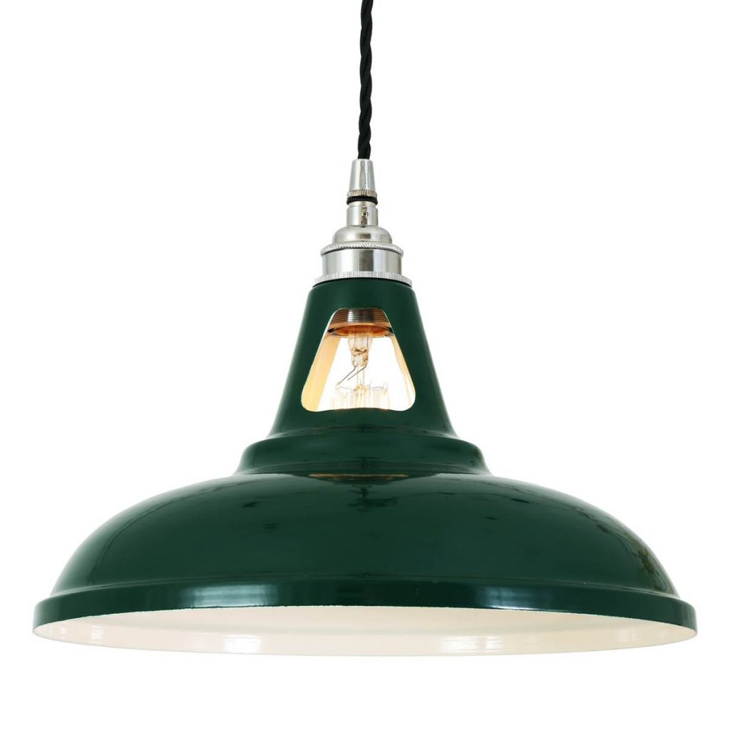 Vienna Industrial Pendant Light Mullan Lighting