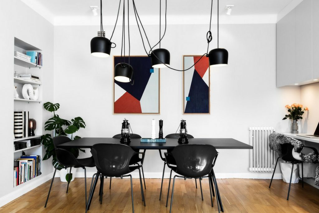 Whats Hot On Pinterest 5 Scandinavian Dining Room Lighting