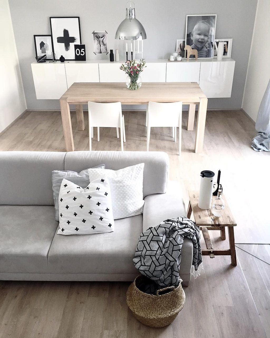 Whats Hot On Pinterest 5 Scandinavian Dining Rooms Alex Living