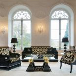 White And Gold Living Room Designs Rize Studios Of Black Decor