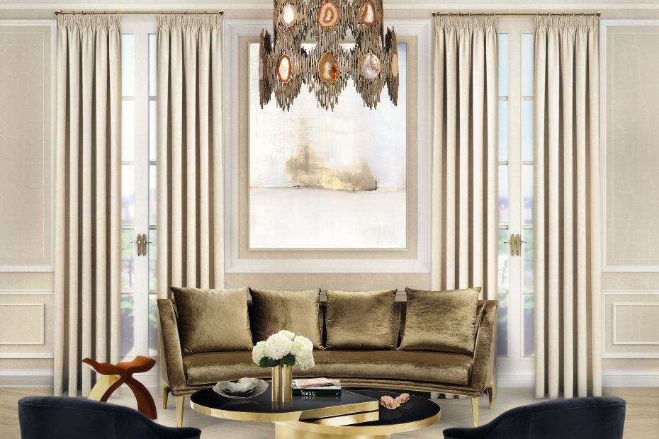 10 Modern And Sophisticated Living Rooms That You Will Love Koket