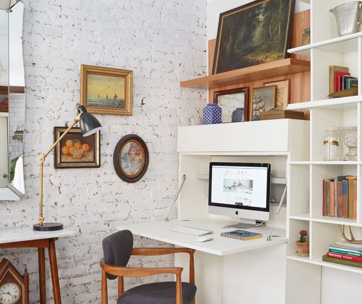 Small Home Office Living Room Layjao