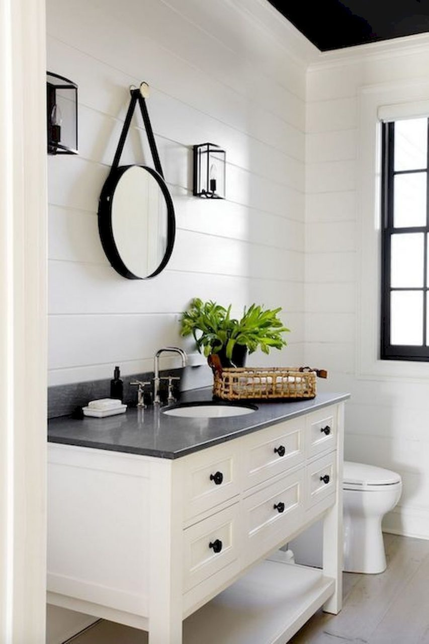 110 Best Farmhouse Bathroom Decor Ideas 10 Traditional Bathrooms