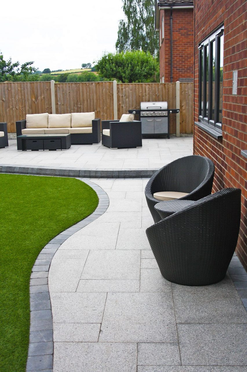 13 Best Paver Patio Designs Ideas Home Garden Seating Garden