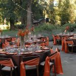 Fall Outdoor Wedding Reception Ideas