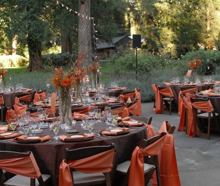 16 Awesome Outside Fall Wedding Ideas Outdoor Weddings Fall