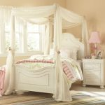 Baby Girl Canopy Bed