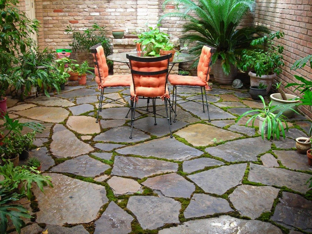 20 Best Stone Patio Ideas For Your Backyard Garden Designs