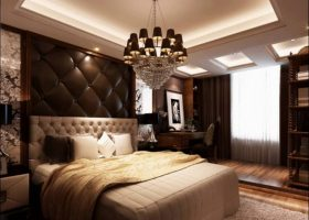 Luxury Master Bedroom Design Ideas