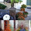 Fall Planter Decorating Ideas