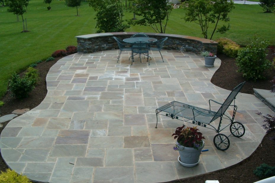 26 Stone Patio Designs For Your Home Outdoor Living Landscaping