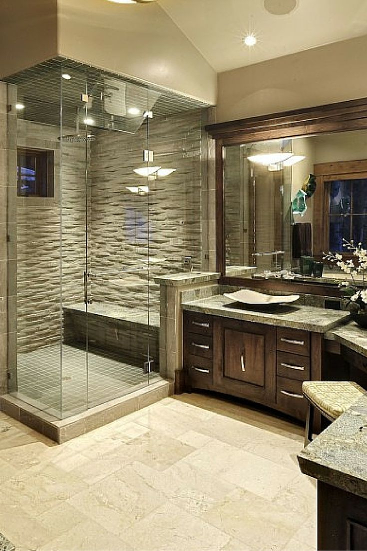30 Bathrooms With L Shaped Vanities Home Decor Pinterest