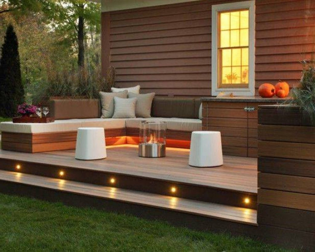 30 Best Small Deck Ideas Decorating Remodel Photos Lighting