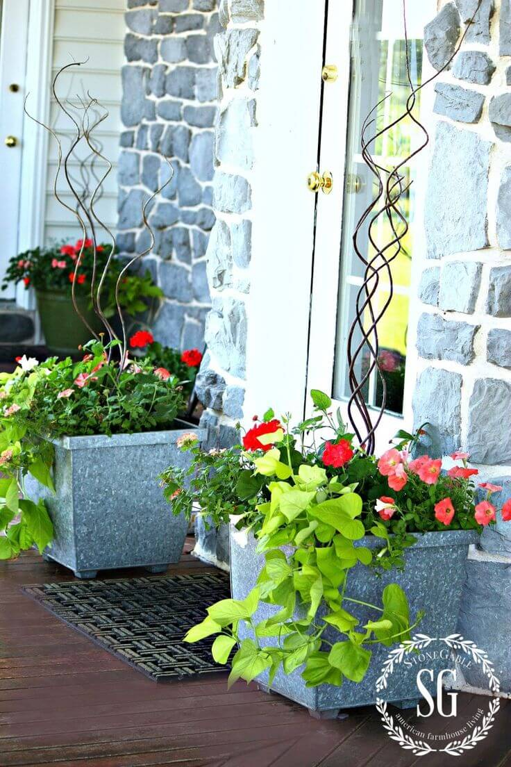 32 Best Spring Porch Decor Ideas And Designs For 2019