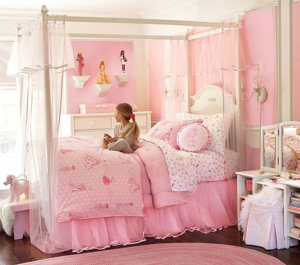 32 Cheery Designs For A Little Girls Dream Bedroom Ritely