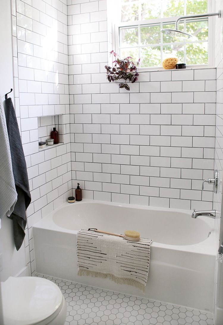 33 Inspirational Small Bathroom Remodel Before And After Subway